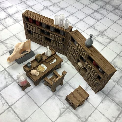 Alchemist Lab Set