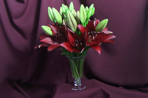 Lilly Patch of Love Bouquet