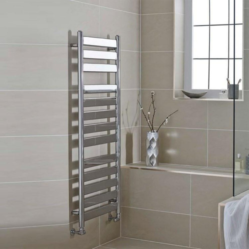Newark Heated Designer Towel Rail.