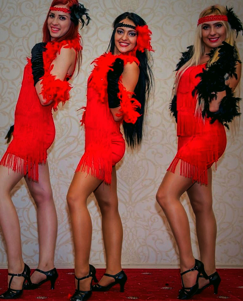 Trupa Cabaret Sensation