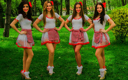 Trupa de dans Bucuresti Nunta
