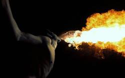 Fachiri Spectacol Jonglerii cu Foc