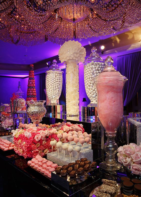 Candy Bar Evenimente Nunta