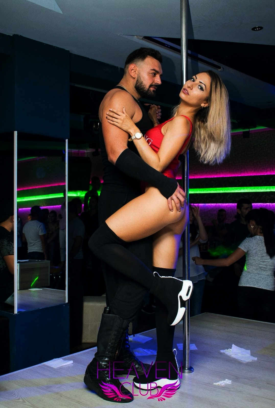 Animatori Club Bucuresti