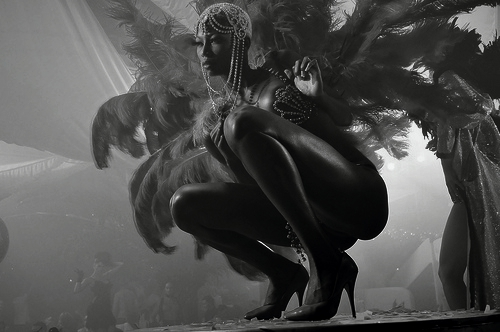 Animatoare | Animatie Topless Dans