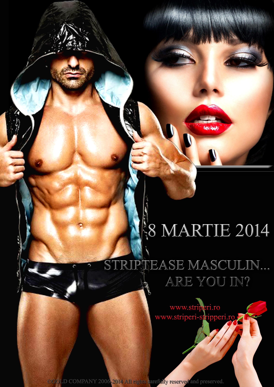 Striperi 8Martie Striptease Masculin