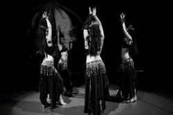 Dansatoare profesioniste nunta dans