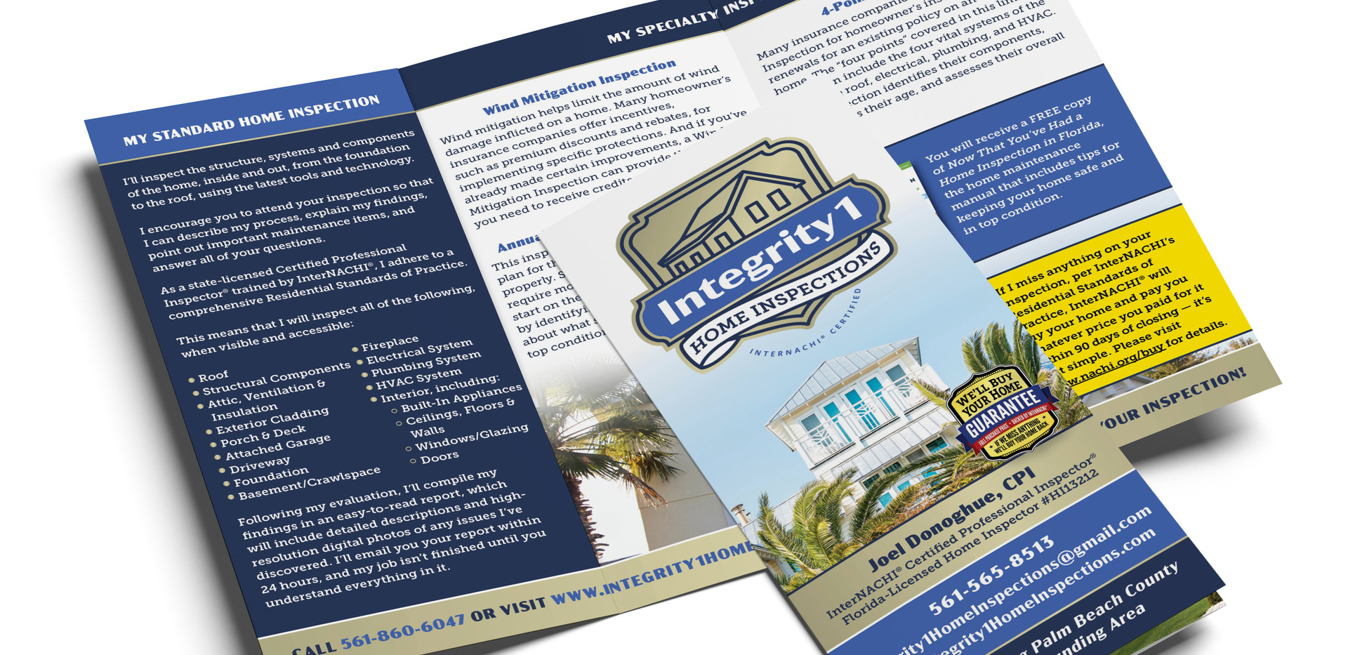 Integrity 1 Home Inspections