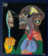 Série, Inspiration Libre, Peinture, 0 1 1 2 3 5 8 13 21