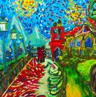 Detail, Van Gogh