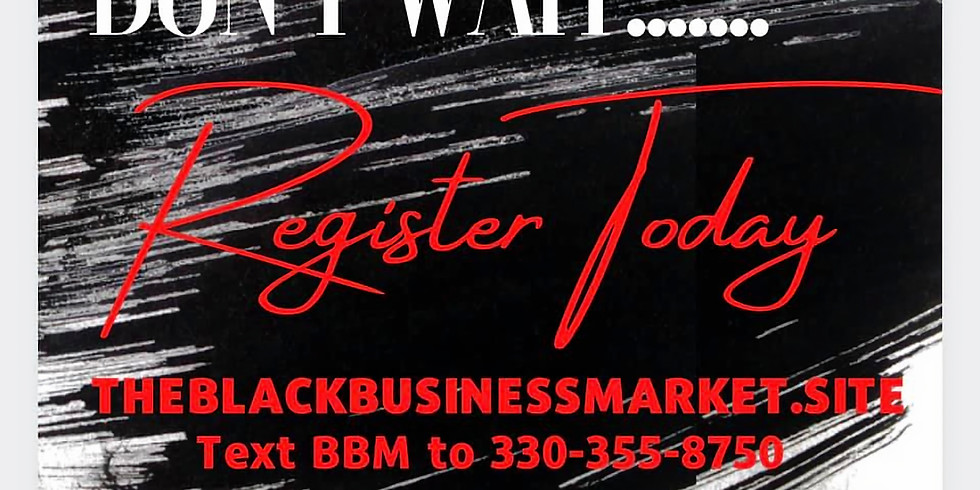 The Black Business Market