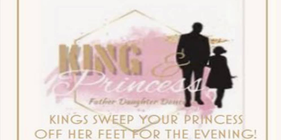 Father Daughter Dance - RSVP Only