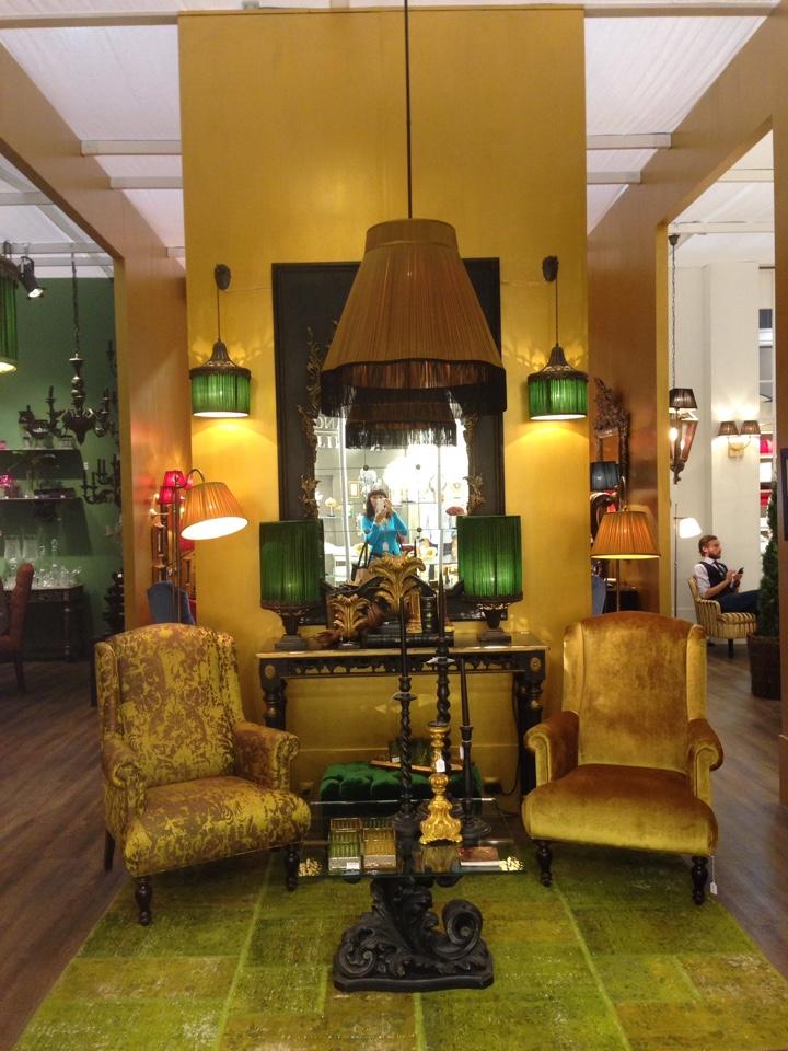 Выставка в Париже Maison & Objet
