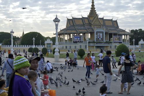Phnom Penh Silver Pagoda