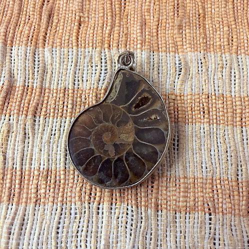Snakestone Pendant