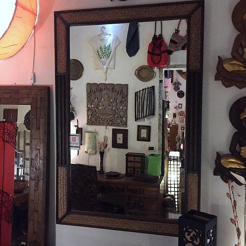 Wooden Bamboo Frame