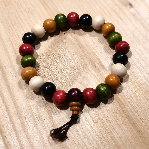 Wooden Pearl Armlet