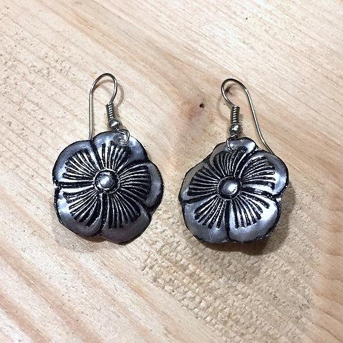 Tin Earrings
