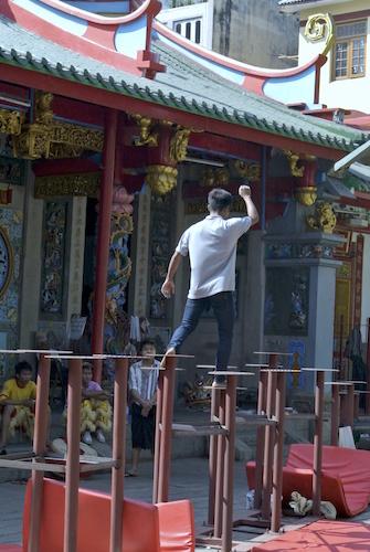 Prove spettacolo - Yangon
