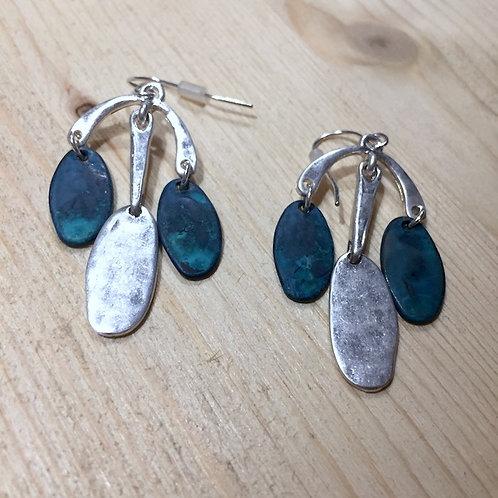 Lead Alu Earrings