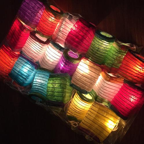 Paper Lantern Deco Lamp