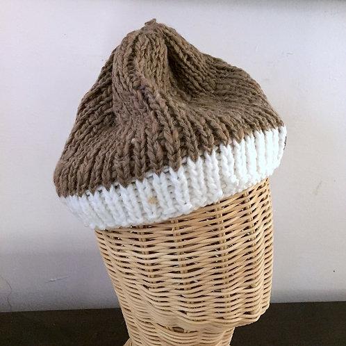 Stripe Wool Hat