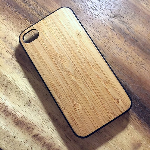 iPhone 4 Bamboo Case