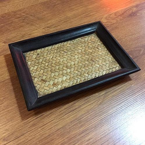 Frame Bamboo Tray