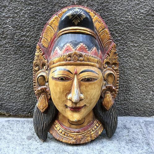 Indonesian Dancer Mask