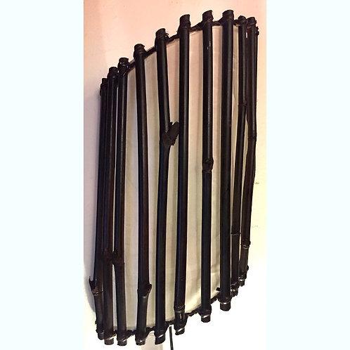 Bamboo Slide Lamp