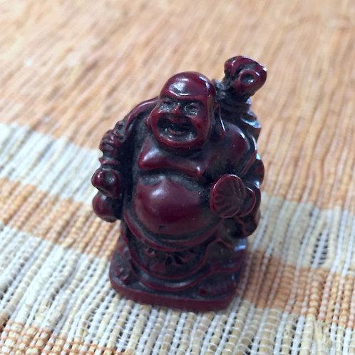 Traveler Buddhist Monk
