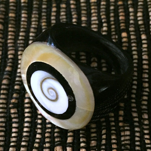 Candy Shell Ring