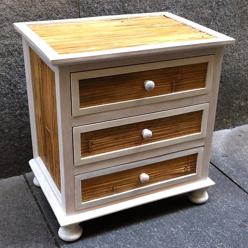 Bamboo Cube Drawer