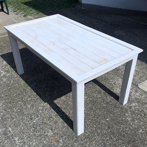 Acacia Crackled Table