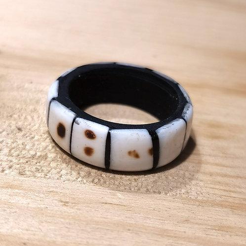 Resin Shell Ring