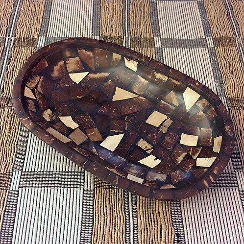 Coconut Soap Tray