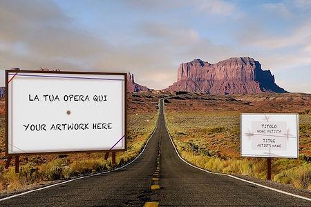 L'ambiente per la tua opera - Backgroud for your artwork