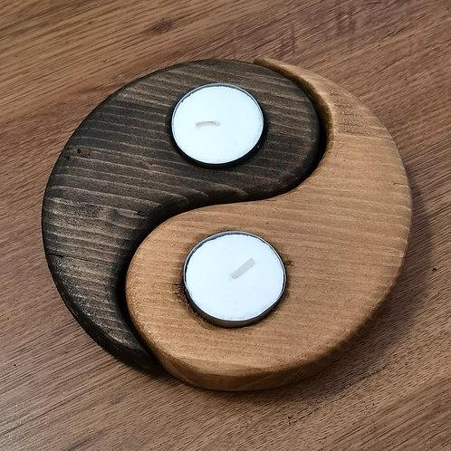 Yin Yang Candle Set