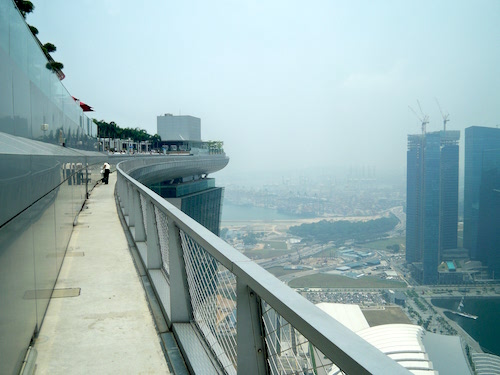 SkyPark Rooftop