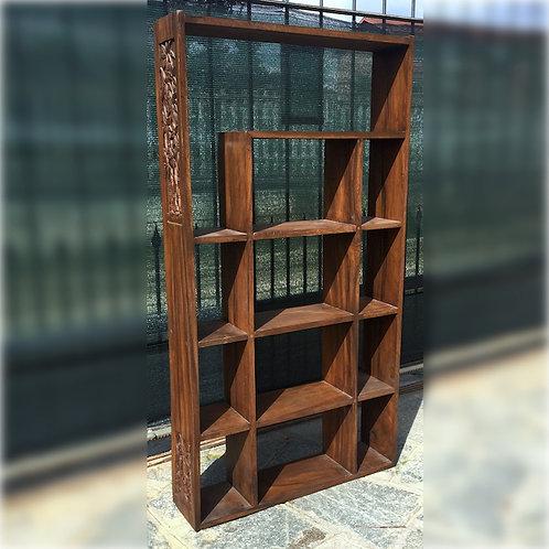 Open Border Shelf
