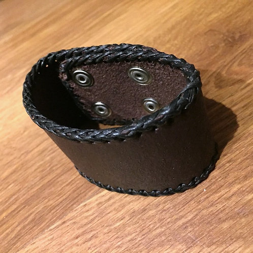 Fat Leather Armlet