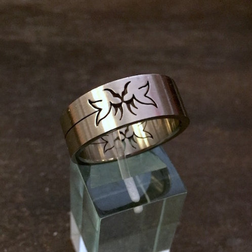 Laser Steel Ring