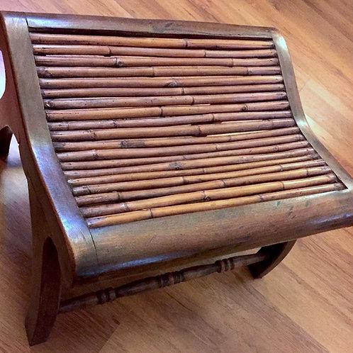 Bamboo Classic Stool