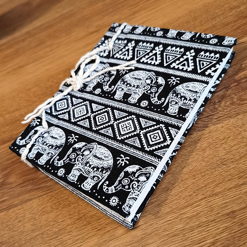 Textile Paper Notebook