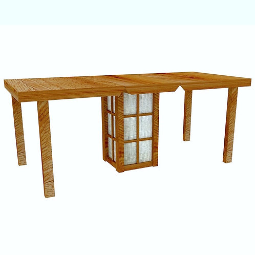Tibet Consolle Table