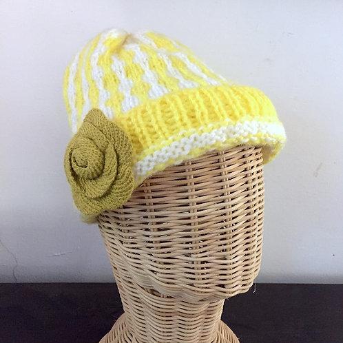 Lemon Wool Hat