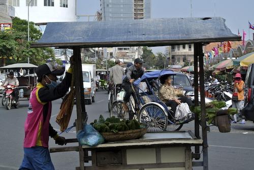Phnom Penh Mercato Centrale