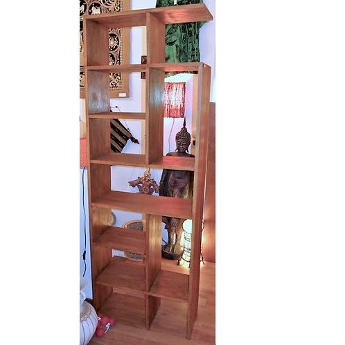 Temple Book Shelf