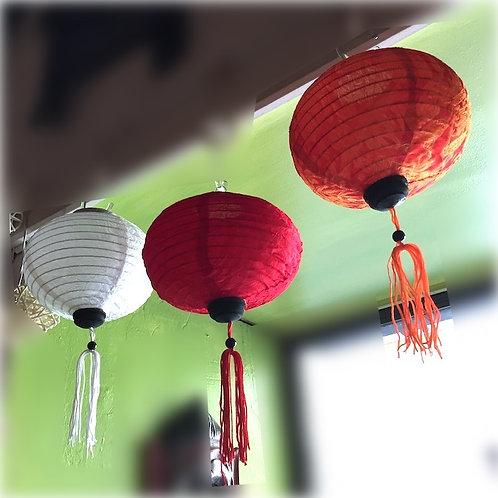 Viet Silk Lantern
