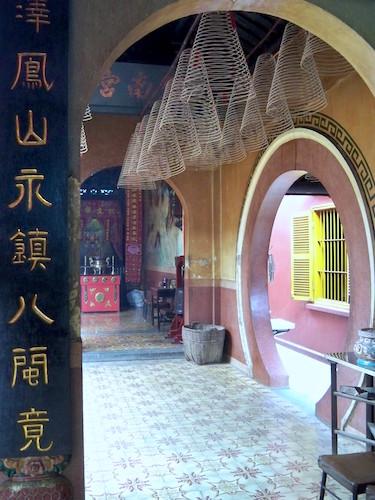 Tempio Cinese a Saigon